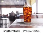Cold Brew Iced Coffee In A...