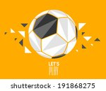 Stylish Soccer Ball With...