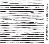 hand drawn stripes vector... | Shutterstock .eps vector #1918739612