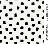 brush stroke seamless pattern.... | Shutterstock .eps vector #1918831415