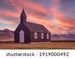 Black Church Of Budir  B ...