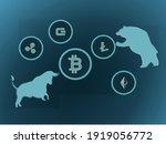 Symbolical Image Stock Price...