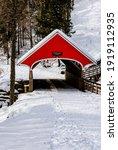 Lincoln  New Hampshire Usa Feb...