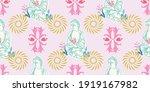 abstract geometric swirl circle ...   Shutterstock .eps vector #1919167982