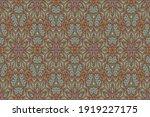 a kaleidoscope pattern formed...   Shutterstock . vector #1919227175