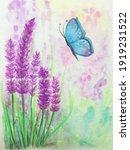 Blue Butterfly Besides...