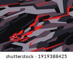 abstract geometric seamless... | Shutterstock .eps vector #1919388425