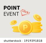 stores advertising the benefits ... | Shutterstock .eps vector #1919391818