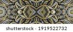 abstract ethnic rug ornamental... | Shutterstock .eps vector #1919522732