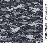 digital camouflage seamless... | Shutterstock .eps vector #1919667875