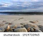Breaking Wave  Sand  Beach...