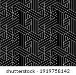 abstract geometric pattern with ...   Shutterstock .eps vector #1919758142