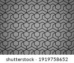 the geometric pattern with...   Shutterstock .eps vector #1919758652