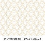 the geometric pattern with wavy ...   Shutterstock .eps vector #1919760125