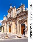Basilica Of St Paul  Il Rabat....