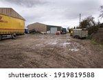 Sawley  Derbyshire  Uk 02 17...