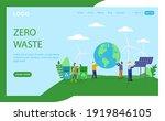 webpage template vector...   Shutterstock .eps vector #1919846105