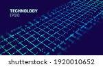 artificial intelligence tech... | Shutterstock .eps vector #1920010652