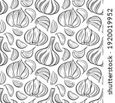 vector seamless pattern with... | Shutterstock .eps vector #1920019952