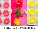 cough sore throat pastille... | Shutterstock . vector #1920034325