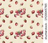 watercolor seamless pattern... | Shutterstock . vector #1920045785