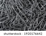 Large Metal Paper Clip Among...