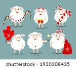 a set of vector illustrations...   Shutterstock .eps vector #1920308435