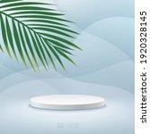 abstract vector rendering 3d... | Shutterstock .eps vector #1920328145