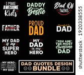 father typography quote design... | Shutterstock .eps vector #1920338555