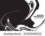 vector illustration of brush... | Shutterstock .eps vector #1920346922