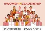 international women's day.... | Shutterstock .eps vector #1920377048