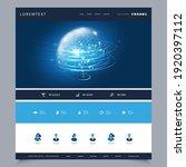 technology website creative...