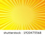striped colorful rays... | Shutterstock .eps vector #1920475568