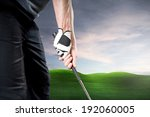 golf | Shutterstock . vector #192060005