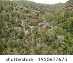 Beautiful Limestone Cliff Edge...