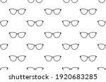 woman glasses seamless pattern. ...   Shutterstock .eps vector #1920683285