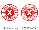 vector  clean and rust red... | Shutterstock .eps vector #1920690635