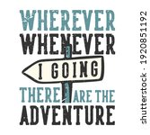 t shirt design slogan...   Shutterstock .eps vector #1920851192