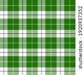 green gingham plaid. seamless... | Shutterstock .eps vector #1920937352