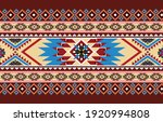 geometric ethnic pattern...   Shutterstock .eps vector #1920994808