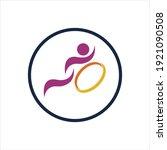 disability logo vector...   Shutterstock .eps vector #1921090508