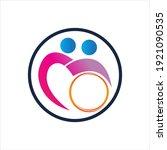 disability logo vector...   Shutterstock .eps vector #1921090535