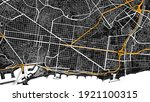 this is a digital map city. it...   Shutterstock .eps vector #1921100315