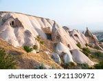 Small photo of Guvercinlik Vadisi - Pigeonhole valley, Uchisar region, Cappadocia