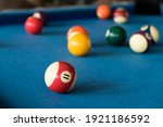 Colorful Billiards  Snookers...