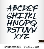 Expressive Calligraphic Script...
