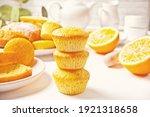 Homemade Delicious Lemon Muffin ...