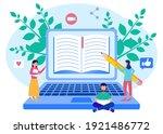 modern vector illustration.... | Shutterstock .eps vector #1921486772