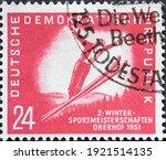 Germany  Ddr   Circa 1951   A...