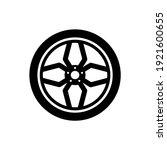 wheel disks icon  logo isolated ...   Shutterstock .eps vector #1921600655